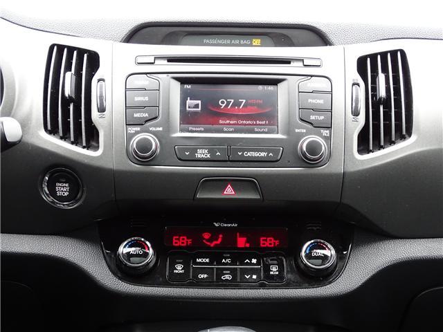2012 Kia Sportage EX Luxury (Stk: ) in Oshawa - Image 11 of 17