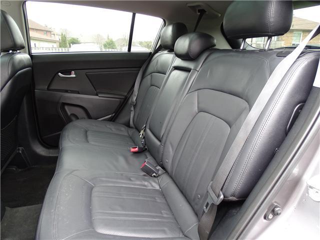 2012 Kia Sportage EX Luxury (Stk: ) in Oshawa - Image 17 of 17