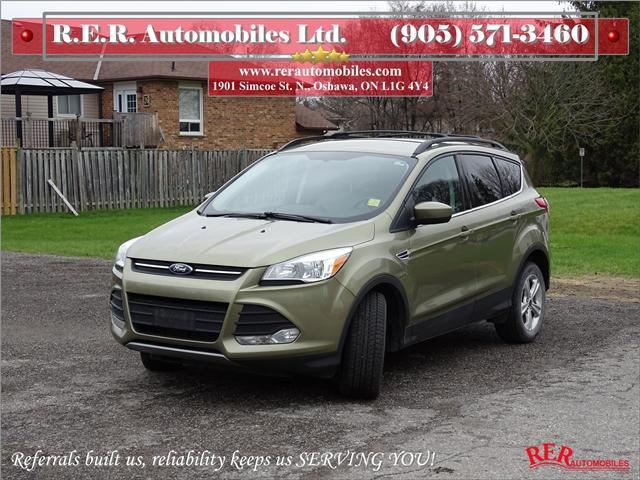 2013 Ford Escape SE (Stk: ) in Oshawa - Image 1 of 14