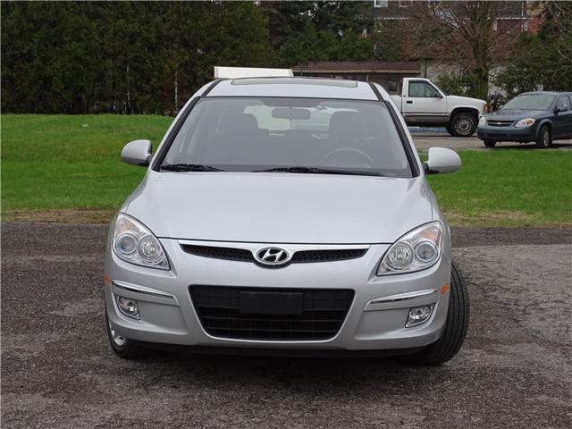 2010 Hyundai Elantra Touring L (Stk: ) in Oshawa - Image 2 of 12