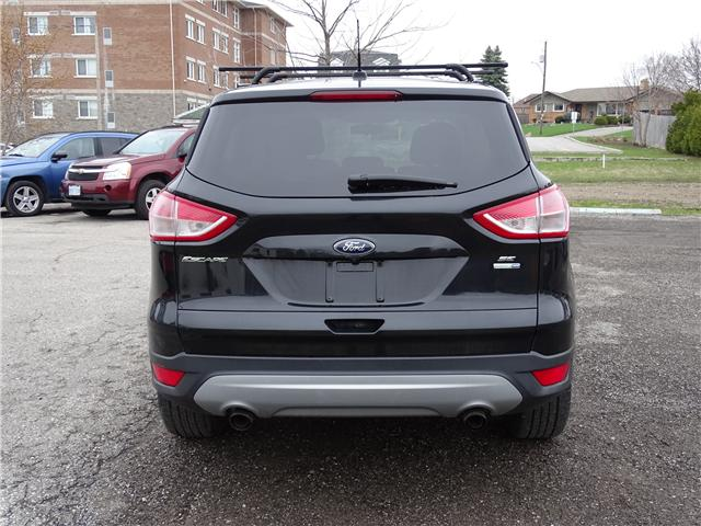 2014 Ford Escape SE (Stk: ) in Oshawa - Image 4 of 14