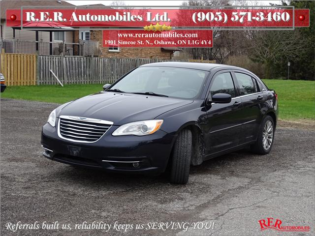 2011 Chrysler 200 LX (Stk: ) in Oshawa - Image 1 of 11