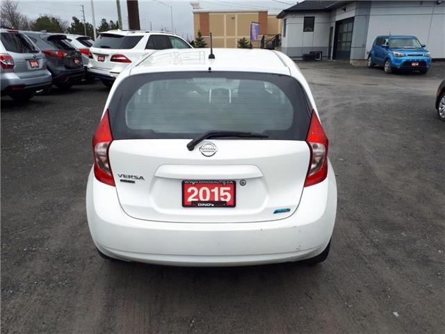 2015 Nissan Versa Note  (Stk: 394787) in Orleans - Image 3 of 22