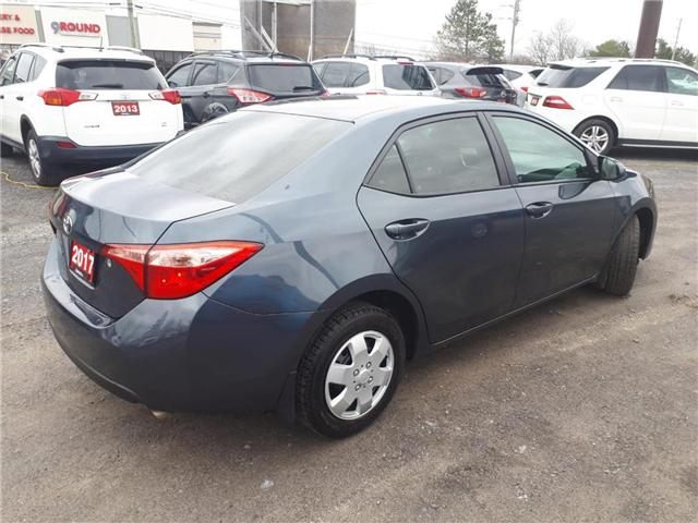 2017 Toyota Corolla  (Stk: 861012) in Orleans - Image 4 of 24