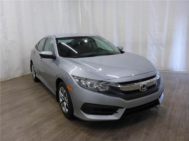 2018 Honda Civic LX (Stk: 1834176) in Calgary - Image 1 of 21
