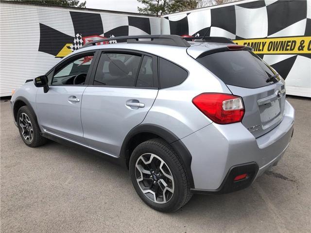 2016 Subaru Crosstrek Touring Package 2 0i w/Sport/Tech Pkg, Auto