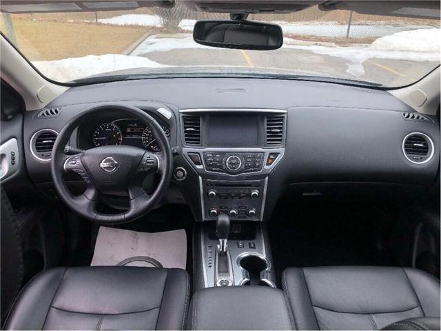 2018 Nissan Pathfinder Platinum (Stk: U3020) in Scarborough - Image 13 of 23