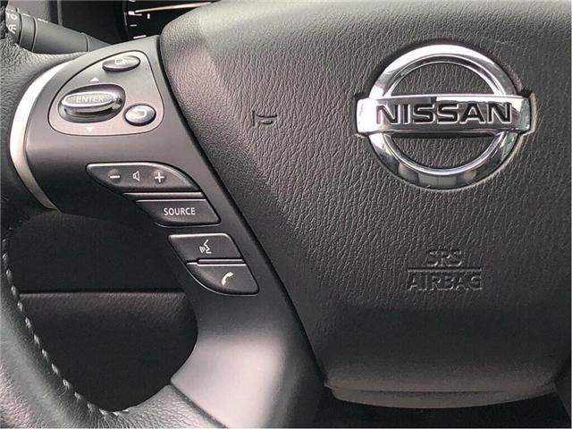 2018 Nissan Pathfinder Platinum (Stk: U3020) in Scarborough - Image 15 of 23