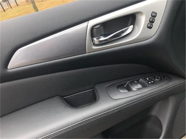 2018 Nissan Pathfinder Platinum (Stk: U3020) in Scarborough - Image 19 of 23