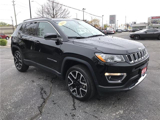2018 Jeep Compass Limited (Stk: 44772) in Windsor - Image 1 of 14