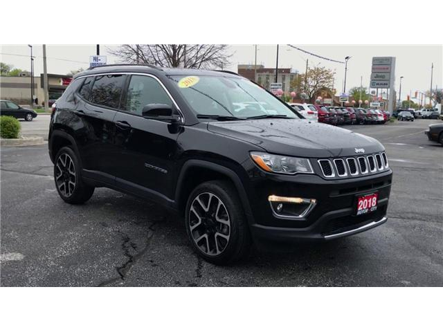 2018 Jeep Compass Limited (Stk: 44772) in Windsor - Image 2 of 14