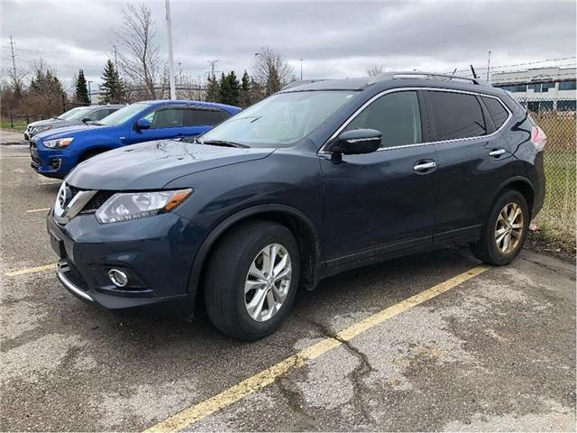 2015 Nissan Rogue SV (Stk: U3021B) in Scarborough - Image 1 of 1