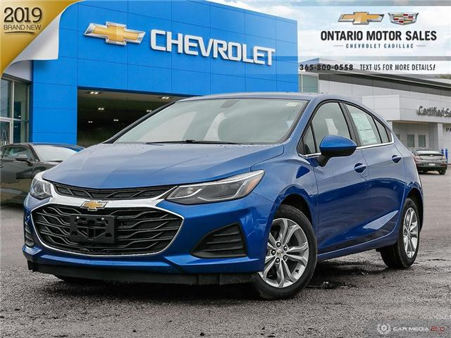 2019 Chevrolet Cruze LT (Stk: 9629767) in Oshawa - Image 1 of 19