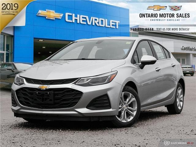2019 Chevrolet Cruze LT (Stk: 9622354) in Oshawa - Image 1 of 19