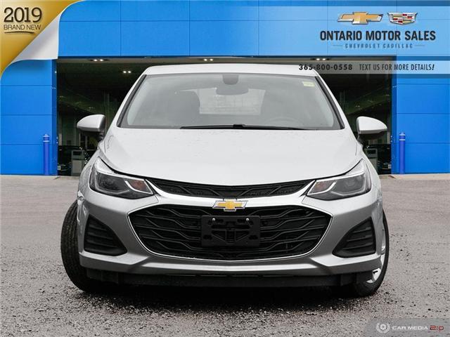 2019 Chevrolet Cruze LT (Stk: 9622354) in Oshawa - Image 2 of 19