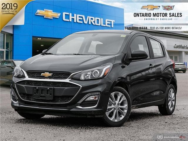 2019 Chevrolet Spark 1LT CVT (Stk: 9758015) in Oshawa - Image 1 of 19