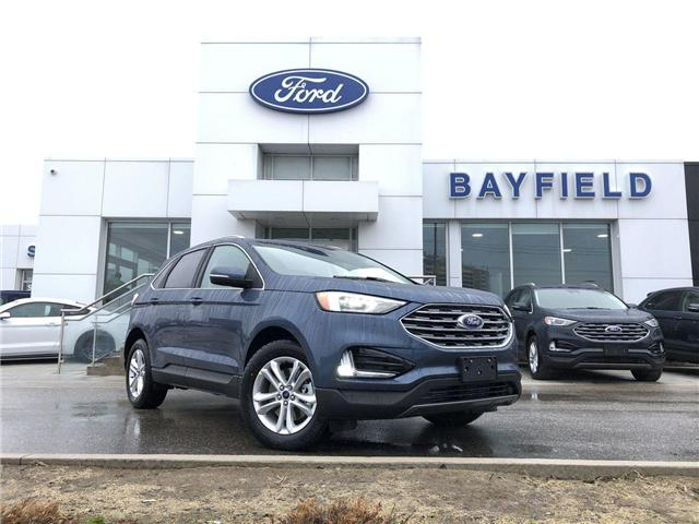 2019 Ford Edge SEL (Stk: ED19523) in Barrie - Image 1 of 23