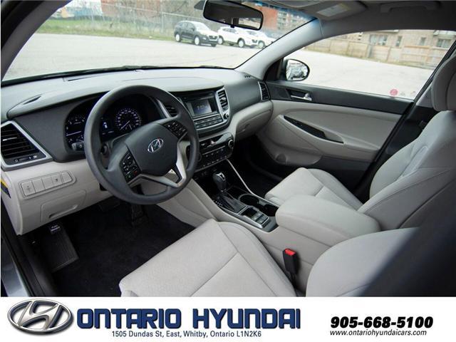 2017 Hyundai Tucson Base 2.0 (Stk: 42514k) in Whitby - Image 6 of 21