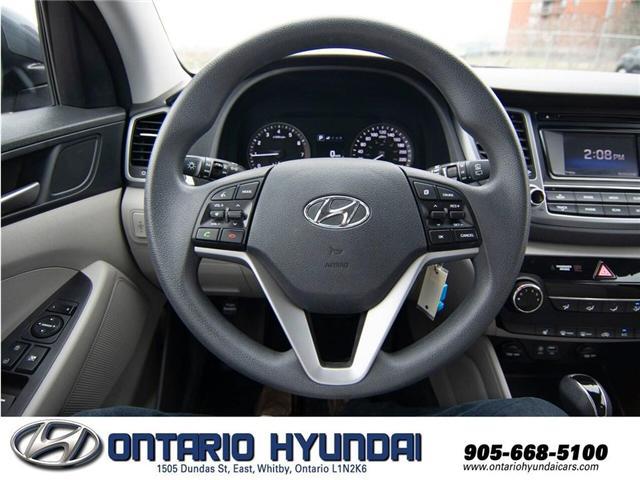 2017 Hyundai Tucson Base 2.0 (Stk: 42514k) in Whitby - Image 10 of 21