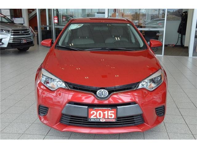2015 Toyota Corolla  (Stk: 410532) in Milton - Image 2 of 39