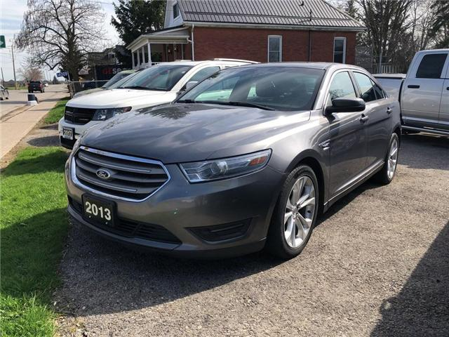 2013 Ford Taurus SEL (Stk: 27241) in Belmont - Image 1 of 18