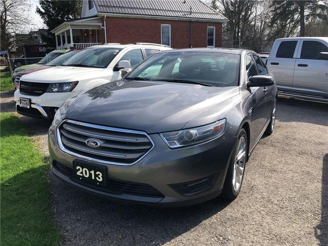 2013 Ford Taurus SEL (Stk: 27241) in Belmont - Image 2 of 18
