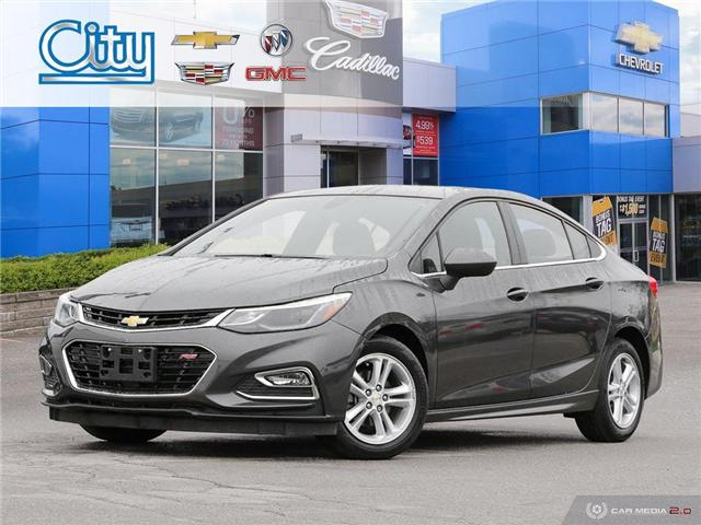 2016 Chevrolet Cruze LT Auto (Stk: 2911633A) in Toronto - Image 1 of 27