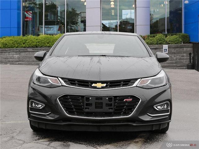 2016 Chevrolet Cruze LT Auto (Stk: 2911633A) in Toronto - Image 2 of 27