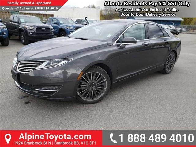 2015 Lincoln MKZ Base (Stk: X042735A) in Cranbrook - Image 1 of 16