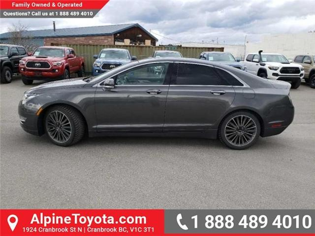 2015 Lincoln MKZ Base (Stk: X042735A) in Cranbrook - Image 2 of 16