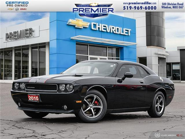 2010 Dodge Challenger SE/SXT (Stk: P19026AA) in Windsor - Image 1 of 28