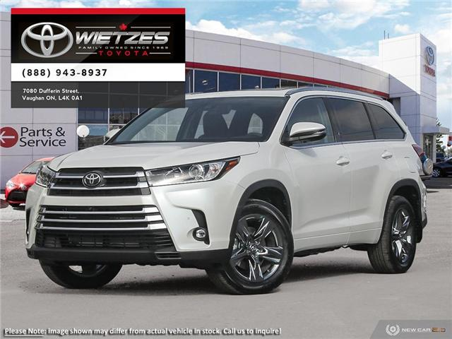 2019 Toyota Highlander Limited AWD (Stk: 68651) in Vaughan - Image 1 of 24