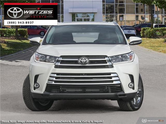 2019 Toyota Highlander Limited AWD (Stk: 68651) in Vaughan - Image 2 of 24