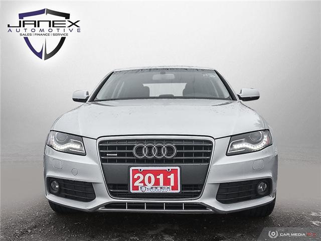 2011 Audi A4 2.0T Premium (Stk: 19144) in Ottawa - Image 2 of 23