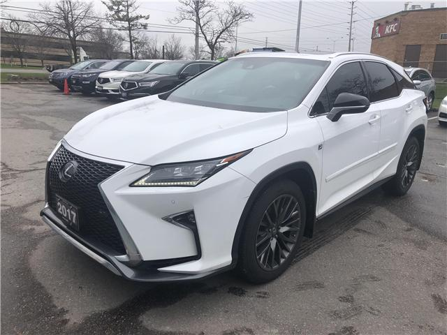 2017 Lexus RX 350 Base (Stk: 120797T) in Brampton - Image 1 of 17