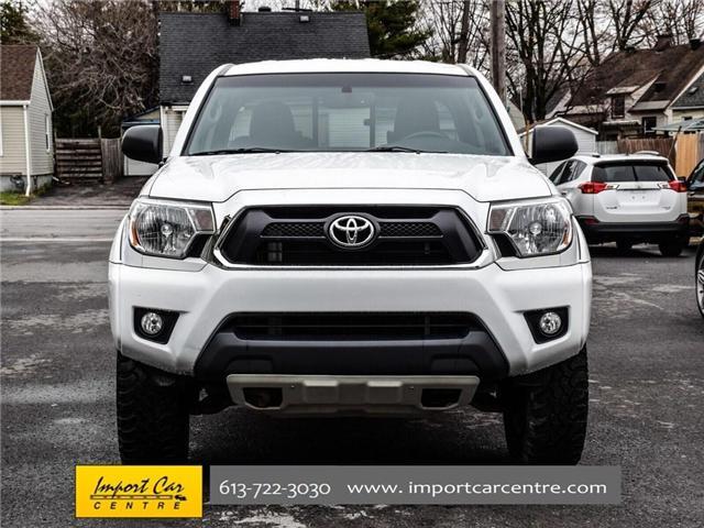 2014 Toyota Tacoma Base V6 (Stk: 099568) in Ottawa - Image 2 of 30
