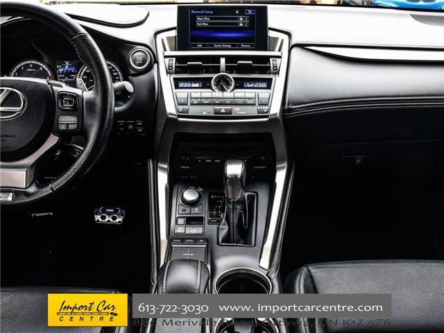 2017 Lexus NX 200t Base (Stk: 120231) in Ottawa - Image 23 of 30
