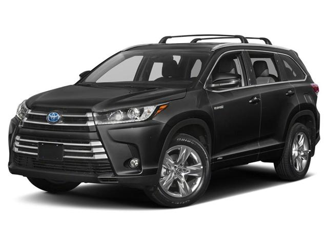 2019 Toyota Highlander Hybrid XLE (Stk: 9HH639) in Georgetown - Image 1 of 9