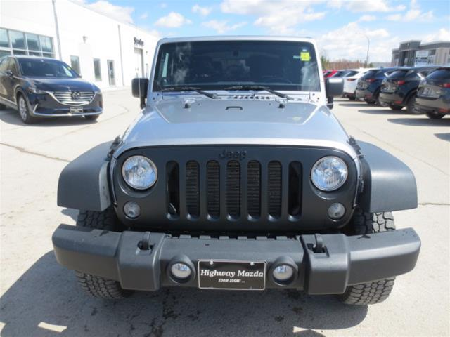 2014 Jeep Wrangler Sport (Stk: M18176B) in Steinbach - Image 2 of 22