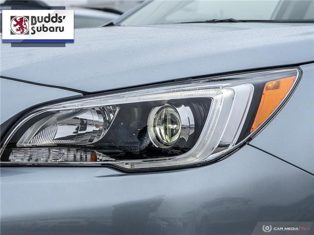 2016 Subaru Outback 2.5i Limited Package (Stk: PS2090) in Oakville - Image 11 of 27