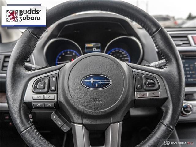 2016 Subaru Outback 2.5i Limited Package (Stk: PS2090) in Oakville - Image 14 of 27