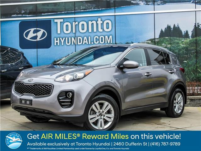 2018 Kia Sportage LX (Stk: U06481) in Toronto - Image 1 of 24