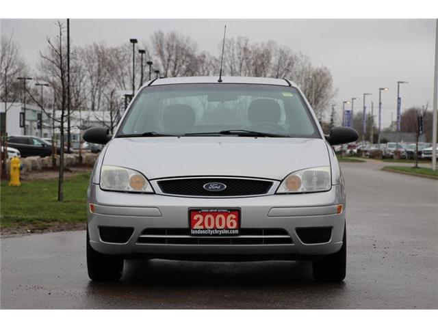 2006 Ford Focus ZX4 (Stk: LUU8562B) in London - Image 2 of 13