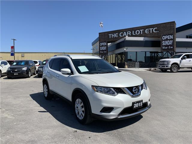 2015 Nissan Rogue S (Stk: 19248) in Sudbury - Image 1 of 14