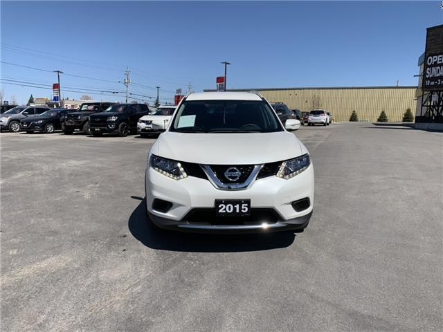 2015 Nissan Rogue S (Stk: 19248) in Sudbury - Image 2 of 14