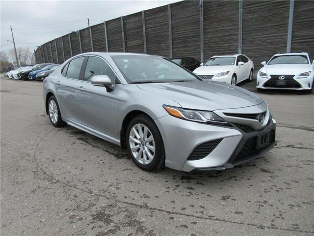 2018 Toyota Camry LE (Stk: 16156A) in Toronto - Image 1 of 11