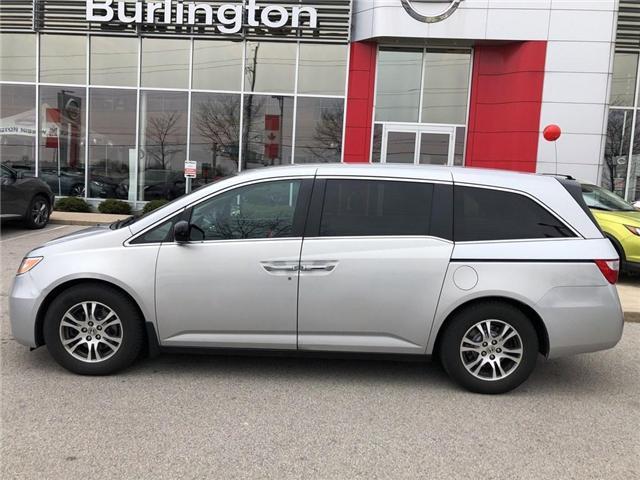 2013 Honda Odyssey EX (Stk: A6668A) in Burlington - Image 2 of 11