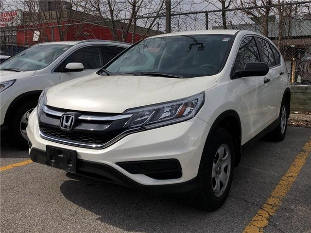 2016 Honda CR-V LX (Stk: 57498A) in Scarborough - Image 1 of 2