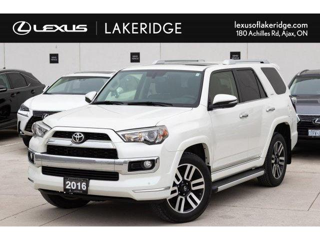 2016 Toyota 4Runner SR5 (Stk: L19385A) in Toronto - Image 1 of 28