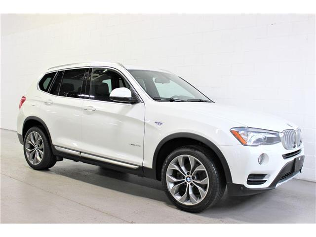 2017 BMW X3 xDrive28i (Stk: T11152) in Vaughan - Image 1 of 30